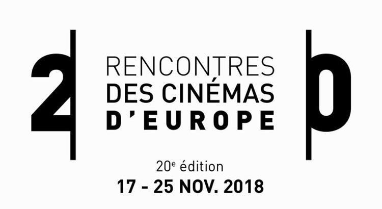 Rencontres des cinémas d'Europe 2018 – Aubenas