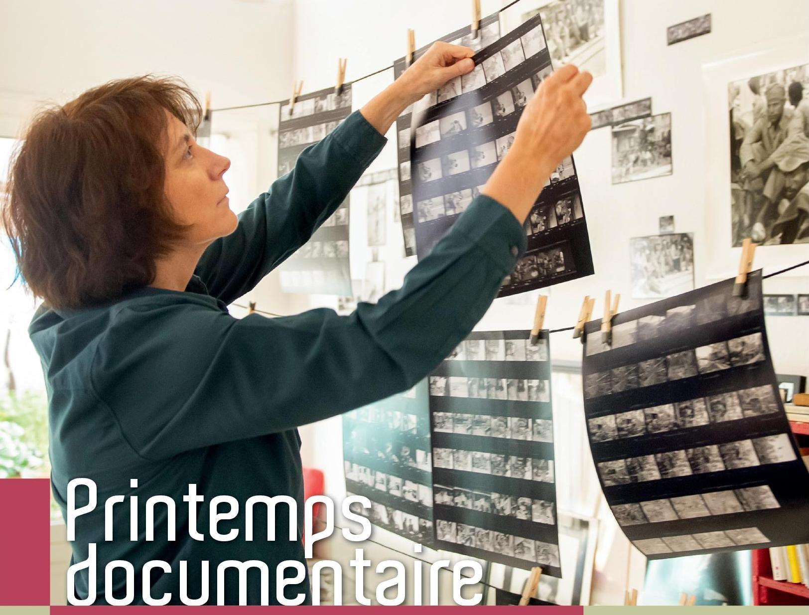 Printemps Documentaire 2022